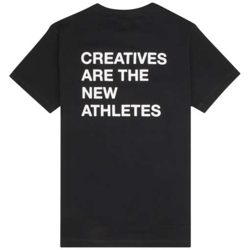 The New Originals Tees The New Originals tno catna tee Black