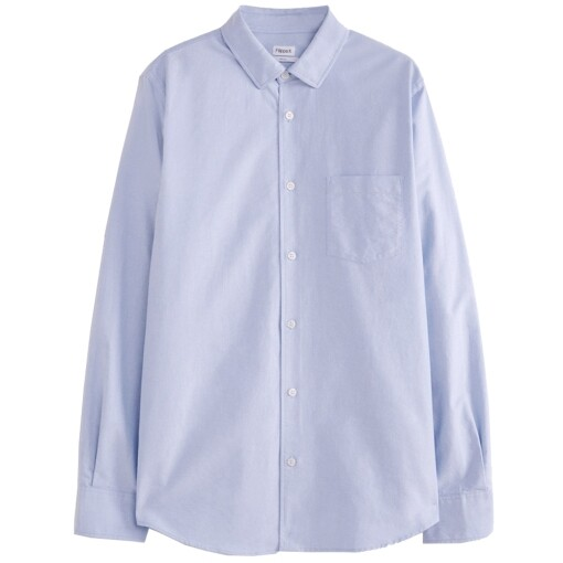 Filippa K Shirts Filippa K tim oxford shirt Light Blue