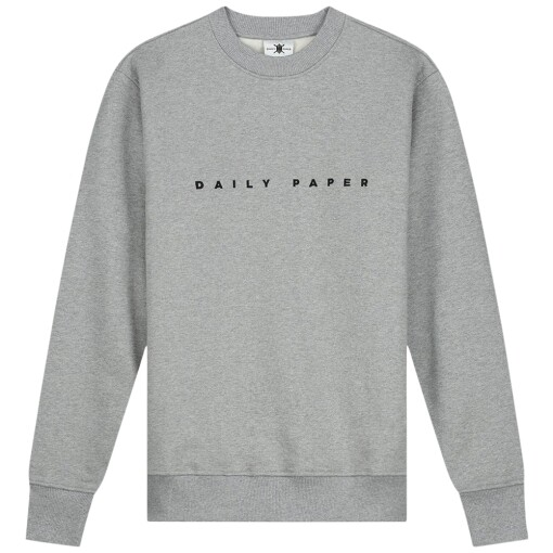 Daily Paper alias sweater Grey