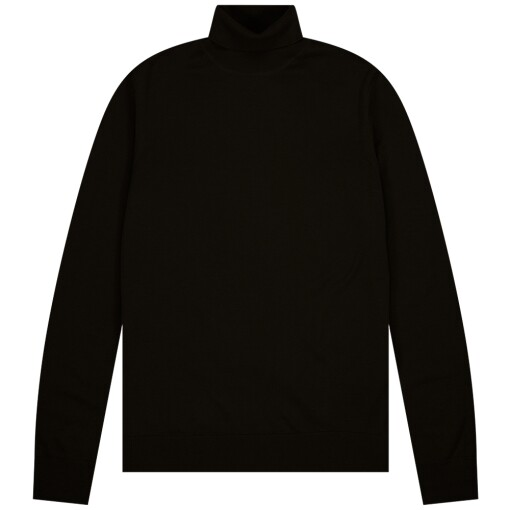 Samsoe & Samsoe flemming turtle neck 3111 Black
