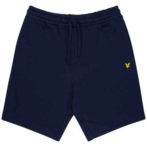 Lyle & Scott Shorts Lyle & Scott sweat short Navy