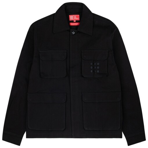 The New Originals Jackets The New Originals multipocket jacket Black