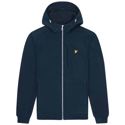 Lyle & Scott Jackets Lyle & Scott softshell jacket Dark Navy