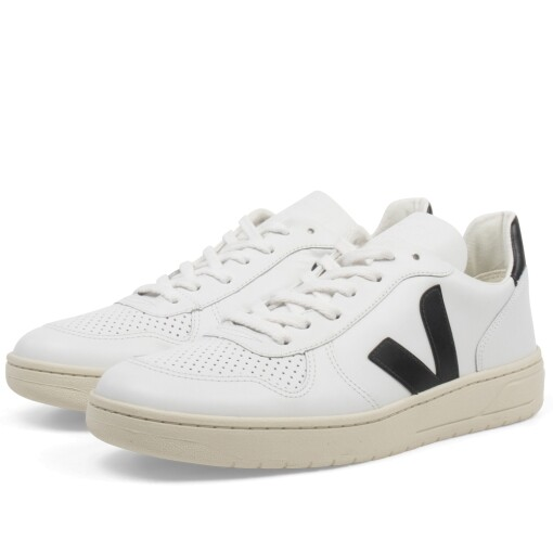 Veja Sneakers Veja v-10 leather White Black