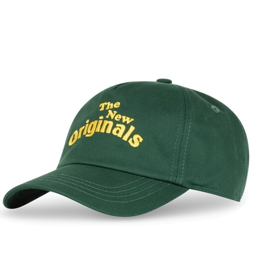 The New Originals Caps The New Originals workman cap Green