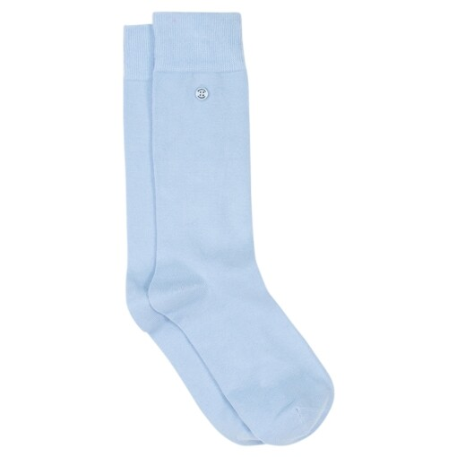 Manitou socks Socks Manitou socks denim don Light Blue