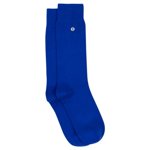 Manitou socks Socks Manitou socks electric blue Cobalt