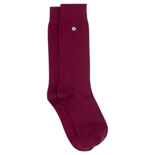 Manitou socks Socks Manitou socks red rock Bordeaux Red