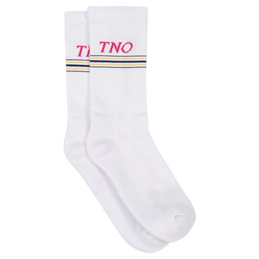 The New Originals Socks The New Originals tno underline socks White/Pink
