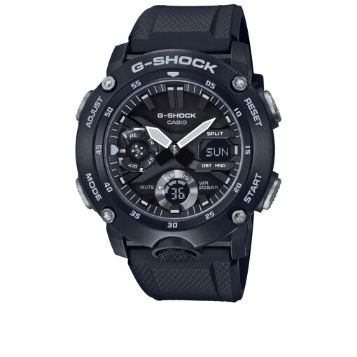 G-Shock Watches G-Shock gs ga-200-5aer Black