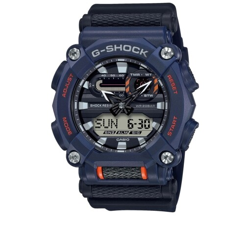 G-Shock Watches G-Shock gs ga-900-2aer Navy