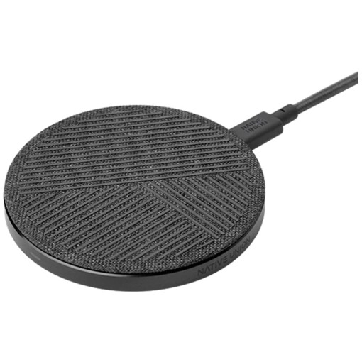 Native Union  Tech & Audio Native Union  drop wireless charger Slate