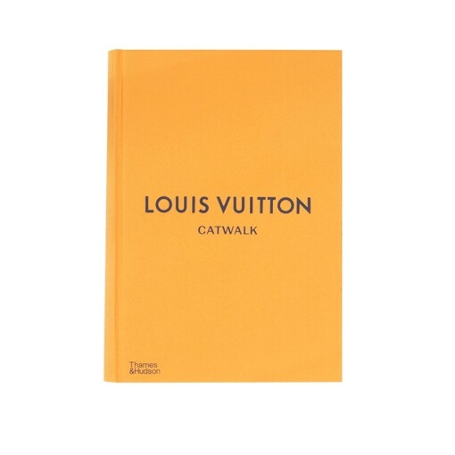 Thames & Hudson louis vuitton catwalk Jo Ellison