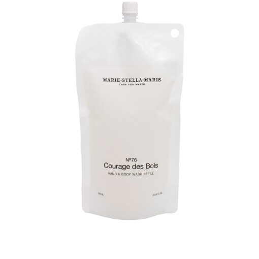 Marie-Stella-Maris Skin Care Marie-Stella-Maris hand & body wash courage des bois refill 600 ml